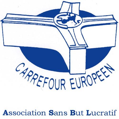 Logo du Carrefour européen asbl